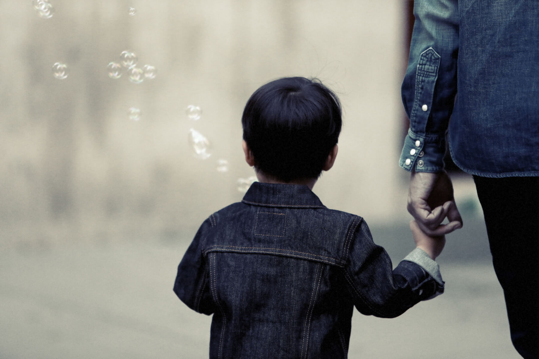 How to Reconnect With Young Child