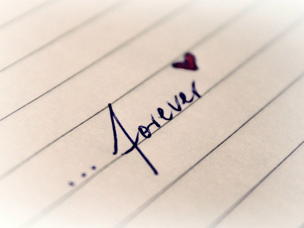forever written with heart